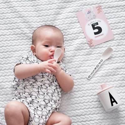 Selain Andien, Ini Dia 4 Artis yang Terapkan Metode Led Weaning kepada Bayinya