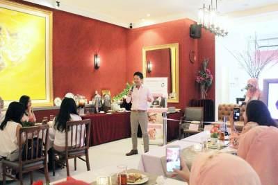 Acara Soft Launching Mommynesia