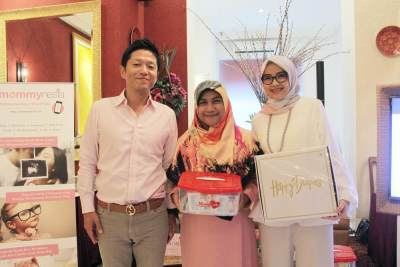 Mommynesia Bagi-bagi Hadiah Menarik