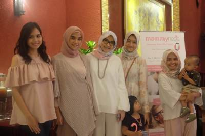 VIP Guest di Soft Launching Mommynesia, Seruu!
