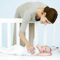 Hari-6 Persiapkan bayi menjelang tidur