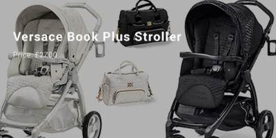 Versace Book Plus Stroller