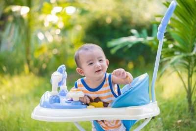 Identifikasi Penyebab Bayi Belum Merangkak