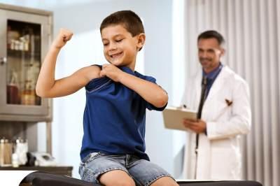 Dokter Tumbuh Kembang Anak