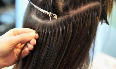 3. Hindari Hair Extension