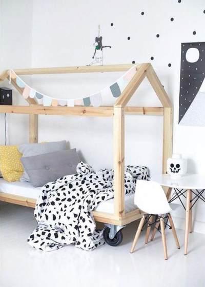 Wah, Ini Dia Beragam Model Tempat Tidur Anak Dengan Desain Kayu Yang Kekinian!