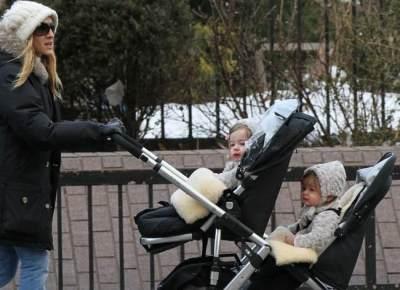 Gunakan Double Stroller