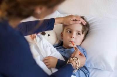 Anak Susah Makan Saat Sakit