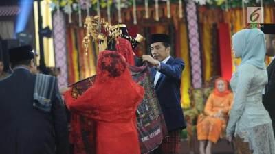Nasehat Presiden Jokowi untuk Kahiyang Ini Juga Bisa Kamu Sampaikan Ke Anakmu, Moms
