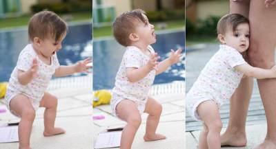 Moms, Begini Tahapan-Tahapan yang Dilalui Bayi saat Belajar Berjalan!