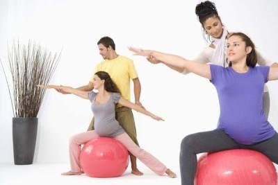 Olahraga Aerobik Untuk Ibu Hamil