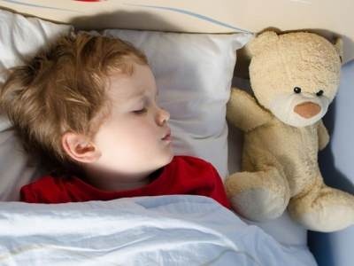 Langkah Tiga : Mundur Secara Perlahan Sebelum Anak Tidur