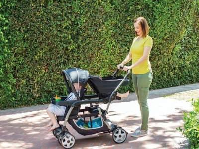 4. Jangan Terlalu Lama Di Dalam Stroller