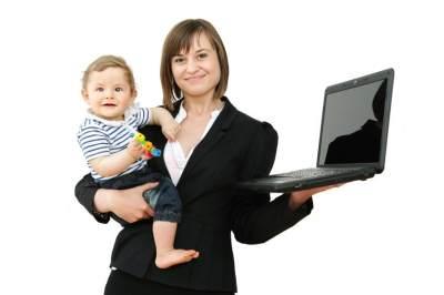 Dear Working Mom, Stop Feeling Guilty :)