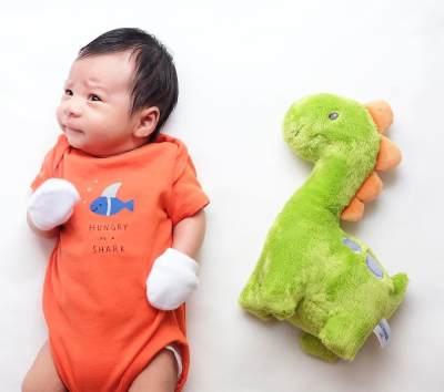 Ekspresi Baby Iori