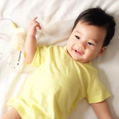 Rambut Tebal Baby Iori