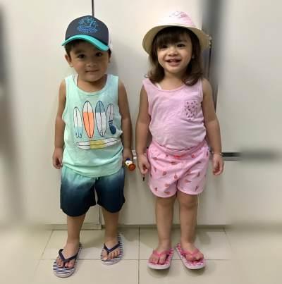 Ini Deretan Artis Indonesia yang Punya Anak Kembar Gemesin, Intip Yuk?