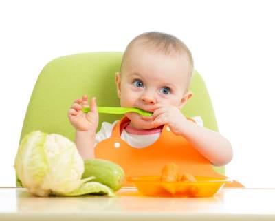 Menu Vegetarian Untuk Bayi