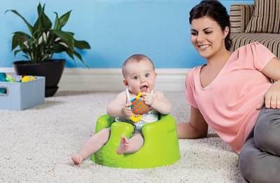 4. Penggunaan Bumbo Seat