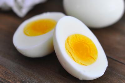 Masak Telur Hingga Matang
