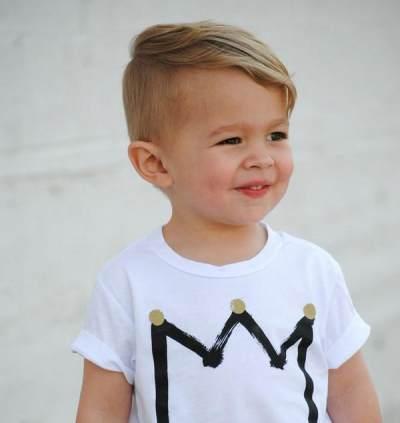 Ingin Potong Rambut Si Kecil? Ini Dia 5 Gaya Rambut Anak Laki-Laki yang Kekinian
