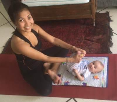 Gerakan Yoga Untuk Bayi