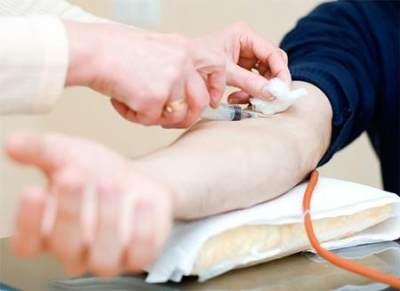 1. Pemeriksaan Darah