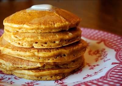 5. Pancake Keju