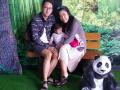Ale's first Zoo Experience (Taman Safari Indonesia Bogor)