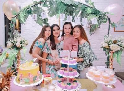 Contek Nih Moms, Insiprasi Babyshower Ala Artis Indonesia yang Cute Banget