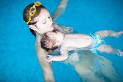 1. Abai Terhadap Rutinitas Sebelum Berenang