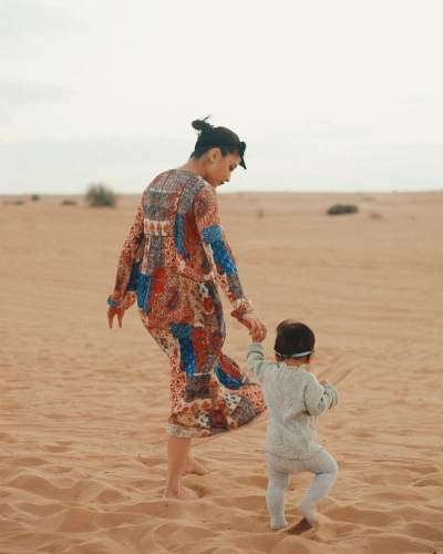 2. Desert Safari Dubai