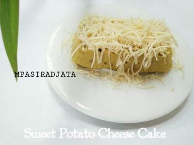 """Buat Cemilan Sehat Untuk Si Kecil Yuk Mom """"Sweet Potato Cheese Cake"""""""