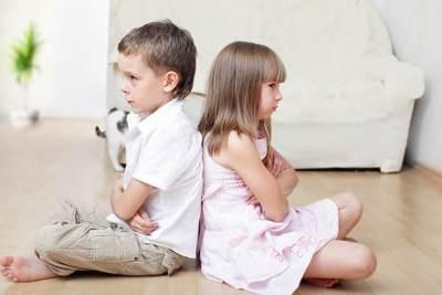 Mengatasi Perselihan Diantara Anak-Anak Anda - 1