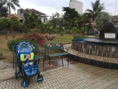 Taman; Tempat Bermain Anak dan Sosialisasi Gratis!!