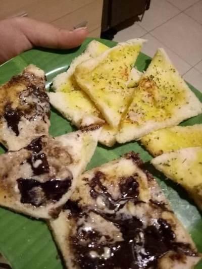 3. Choco White Bread