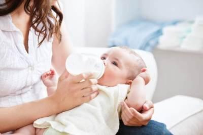 Bayi masuk RS karena Susu Kental Manis.