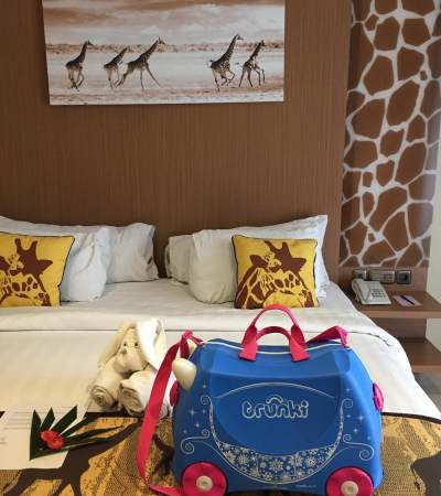 Review 2 Hotel yang Kids Friendly di Kawasan Puncak (Part 2)