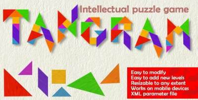 Tangram, The Next Level of Puzzle