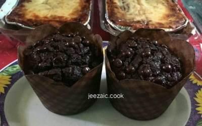 3. Muffin Cokelat