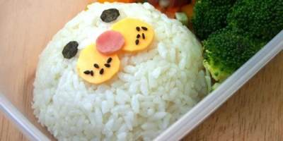 #FORUM Benarkah nasi tidak bisa menaikkan berat badan anak?