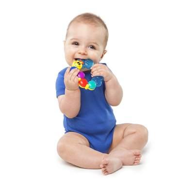 #FORUM Bayi suka gigit^-gigit...beli teether yang aman di mana ya?
