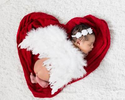 Inilah Insipirasi Nama Anak yang Diambil dari Hari Valentine