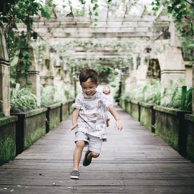 Wah! Dua Anak Irfan Bachdim dan Jennifer Bachdim Sudah Punya Akun Instagram Sendiri