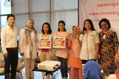 Mommyasia Bloggers Gathering, Mengajak Para Moms Lebih Peduli