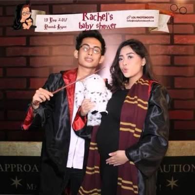 1) Tema Harry Potter