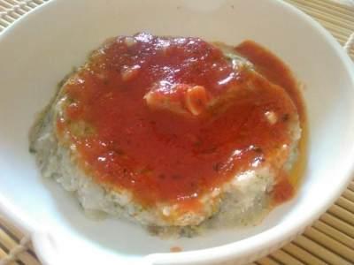 1. Nasi Tim Kuah Merah
