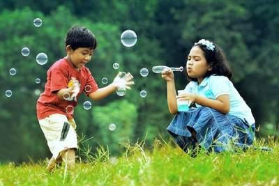4. Ajari Anak Untuk Tidak Merusak Alam