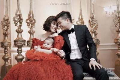 Nah, Ini Dia Inspirasi Foto Keluarga Ala Artis Indonesia
