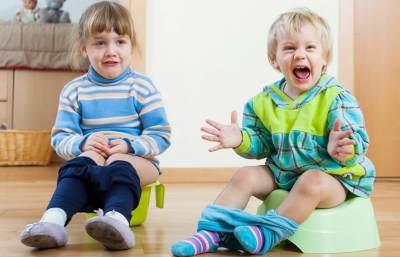 5 Masalah Balita Paling Sering Ditemui Saat Toilet Training